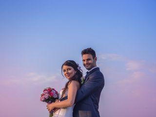 Le nozze di Gloria e Gianmarco