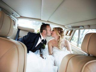 Le nozze di Mirella e Luca