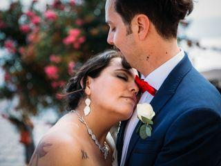 Le nozze di Carla e Luca