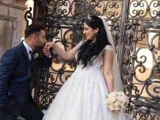 Le nozze di Vanessa e Damiano 1