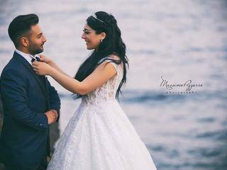 Le nozze di Vanessa e Damiano 2