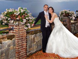 Le nozze di Francesca e Vincenzo