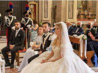 Le nozze di Rebecca e Davide
