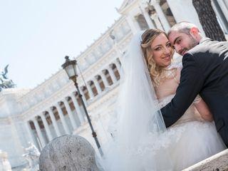 Le nozze di Luana e Federico