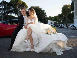 Le nozze di Serena e Emanuele