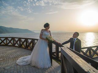 Le nozze di Ramona e Nino