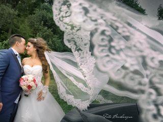 Le nozze di Edona e Roberto 1