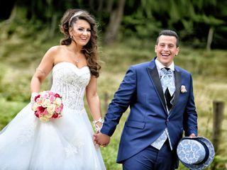 Le nozze di Edona e Roberto