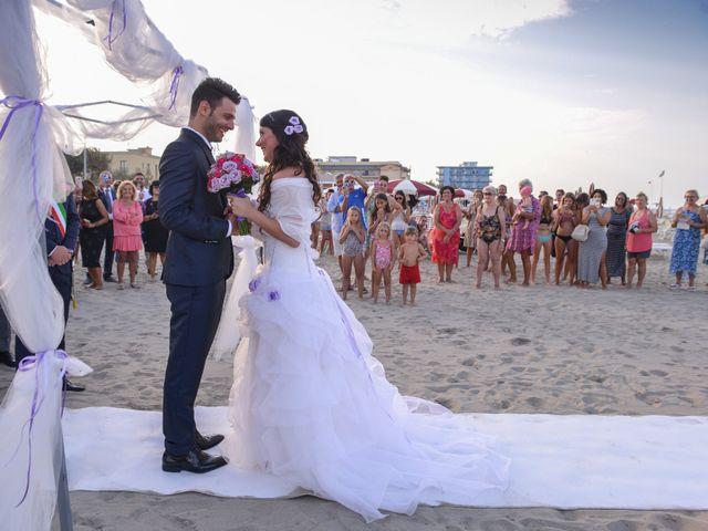 Il matrimonio di Gianmarco e Gloria a Bellaria-Igea Marina, Rimini 9