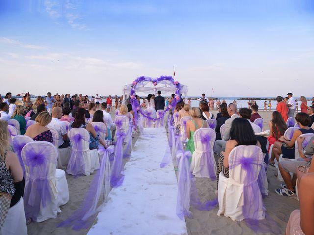 Il matrimonio di Gianmarco e Gloria a Bellaria-Igea Marina, Rimini 11