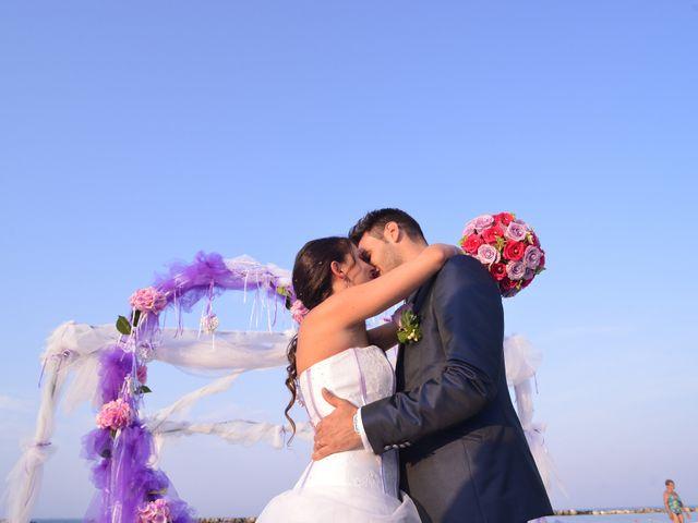 Il matrimonio di Gianmarco e Gloria a Bellaria-Igea Marina, Rimini 15