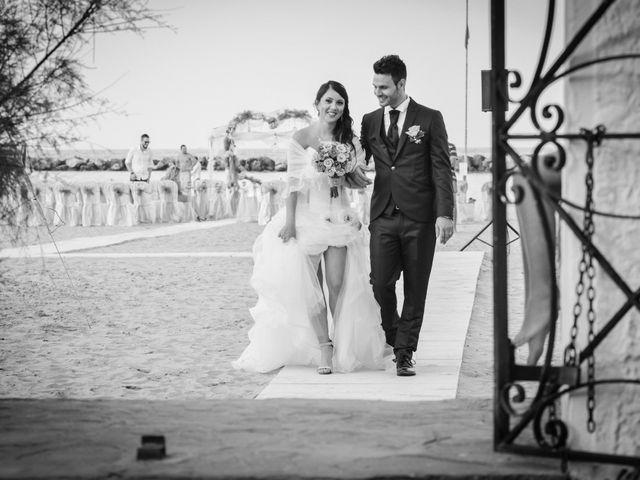 Il matrimonio di Gianmarco e Gloria a Bellaria-Igea Marina, Rimini 16