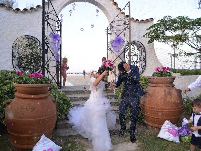Il matrimonio di Gianmarco e Gloria a Bellaria-Igea Marina, Rimini 18