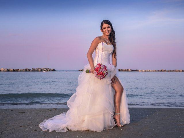 Il matrimonio di Gianmarco e Gloria a Bellaria-Igea Marina, Rimini 27