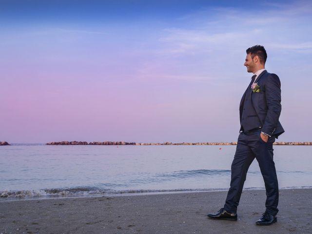 Il matrimonio di Gianmarco e Gloria a Bellaria-Igea Marina, Rimini 28