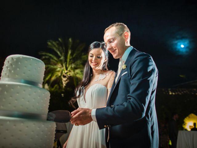 Le nozze di Donatella e Dario
