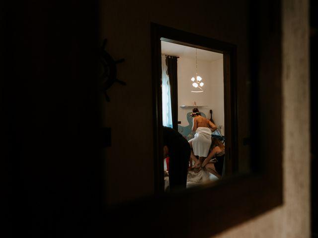 Il matrimonio di Salvatore e Monia a Specchia, Lecce 15