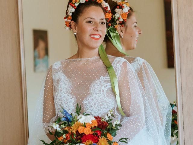Il matrimonio di Salvatore e Monia a Specchia, Lecce 18