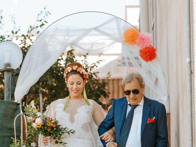 Il matrimonio di Salvatore e Monia a Specchia, Lecce 20