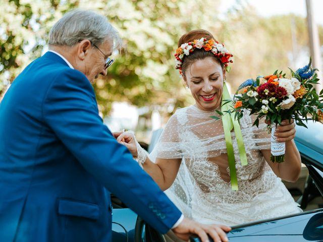 Il matrimonio di Salvatore e Monia a Specchia, Lecce 24