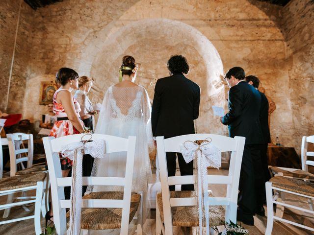 Il matrimonio di Salvatore e Monia a Specchia, Lecce 28