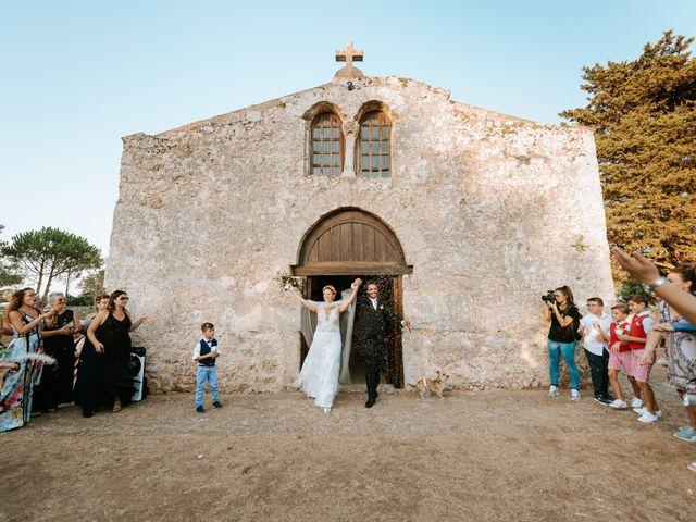 Il matrimonio di Salvatore e Monia a Specchia, Lecce 32