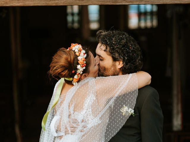 Il matrimonio di Salvatore e Monia a Specchia, Lecce 33