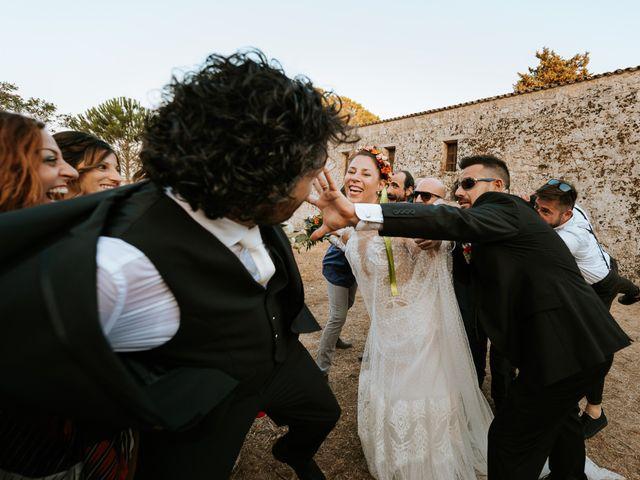 Il matrimonio di Salvatore e Monia a Specchia, Lecce 34