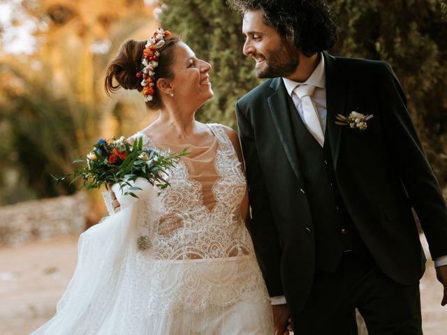 Il matrimonio di Salvatore e Monia a Specchia, Lecce 36