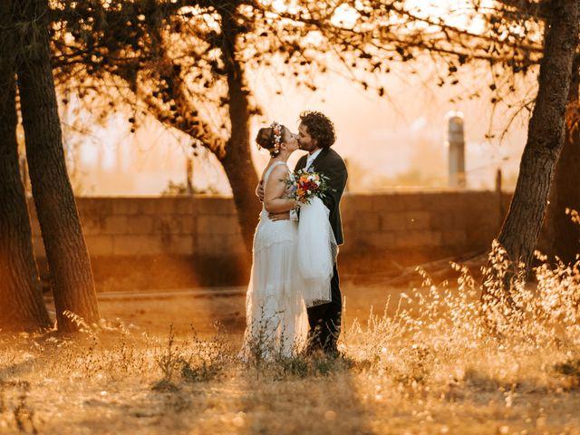 Il matrimonio di Salvatore e Monia a Specchia, Lecce 37