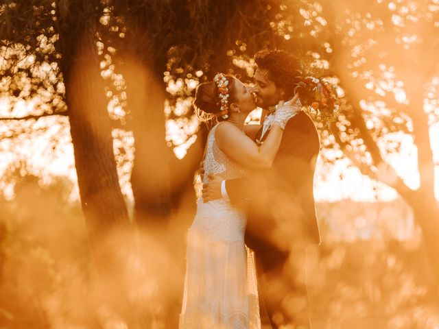 Il matrimonio di Salvatore e Monia a Specchia, Lecce 39