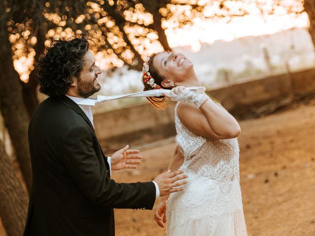 Il matrimonio di Salvatore e Monia a Specchia, Lecce 41