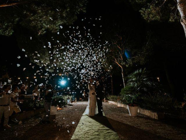 Il matrimonio di Salvatore e Monia a Specchia, Lecce 43