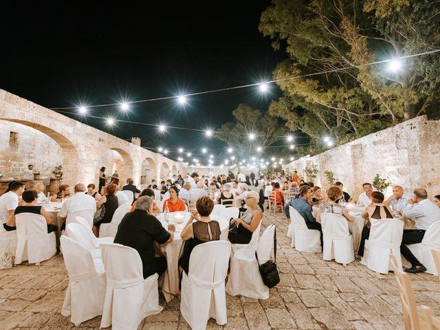 Il matrimonio di Salvatore e Monia a Specchia, Lecce 46