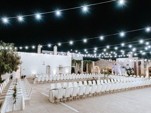 Il matrimonio di Salvatore e Monia a Specchia, Lecce 48