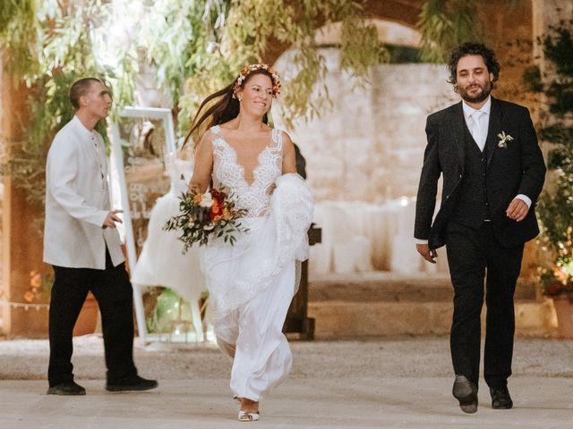 Il matrimonio di Salvatore e Monia a Specchia, Lecce 51