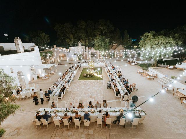 Il matrimonio di Salvatore e Monia a Specchia, Lecce 52