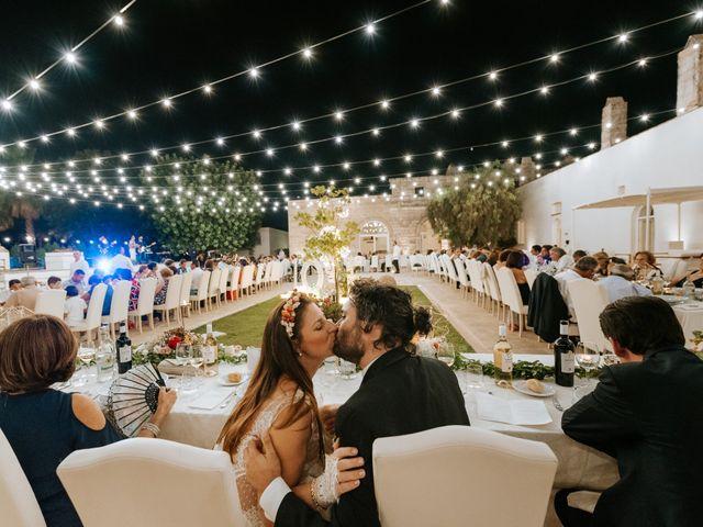 Il matrimonio di Salvatore e Monia a Specchia, Lecce 54