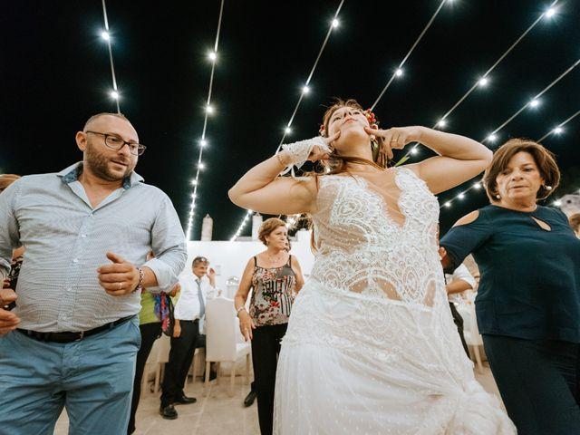 Il matrimonio di Salvatore e Monia a Specchia, Lecce 57