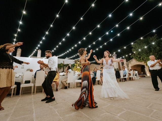Il matrimonio di Salvatore e Monia a Specchia, Lecce 60