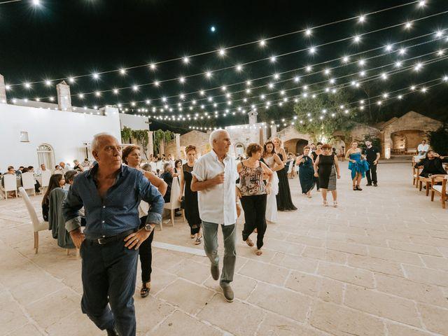 Il matrimonio di Salvatore e Monia a Specchia, Lecce 68