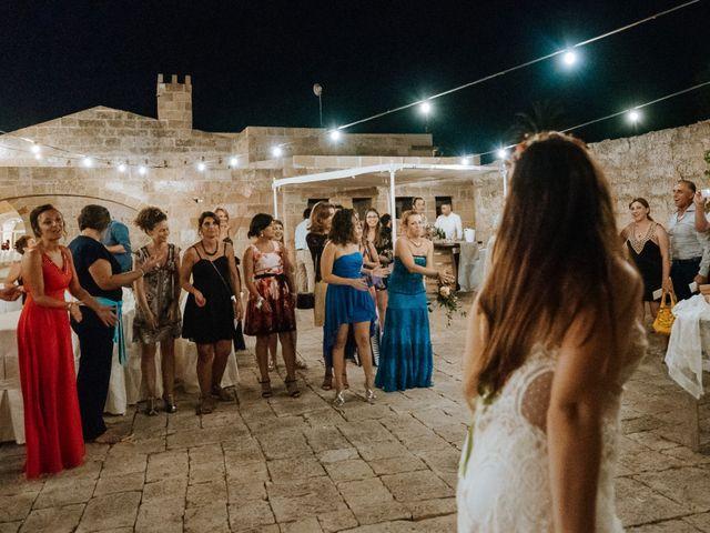 Il matrimonio di Salvatore e Monia a Specchia, Lecce 71