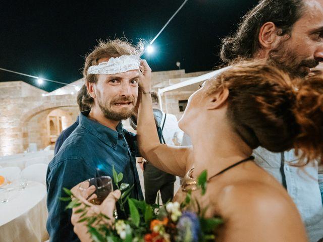 Il matrimonio di Salvatore e Monia a Specchia, Lecce 73