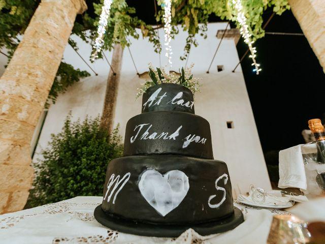 Il matrimonio di Salvatore e Monia a Specchia, Lecce 75