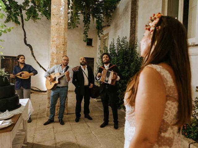 Il matrimonio di Salvatore e Monia a Specchia, Lecce 76