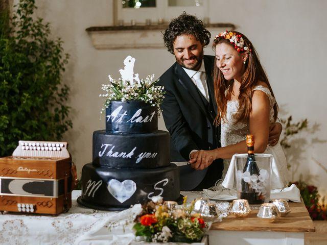 Il matrimonio di Salvatore e Monia a Specchia, Lecce 77