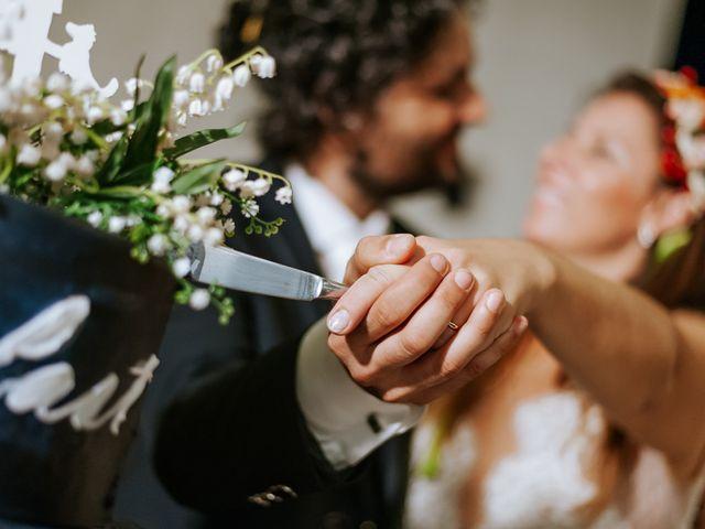 Il matrimonio di Salvatore e Monia a Specchia, Lecce 78