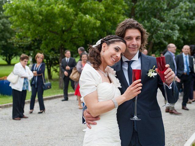 Le nozze di Rosy e Mattia