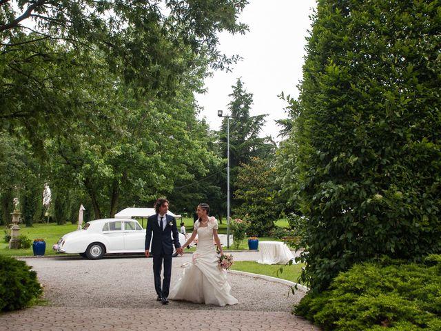 Il matrimonio di Mattia e Rosy a Misano di Gera d'Adda, Bergamo 12