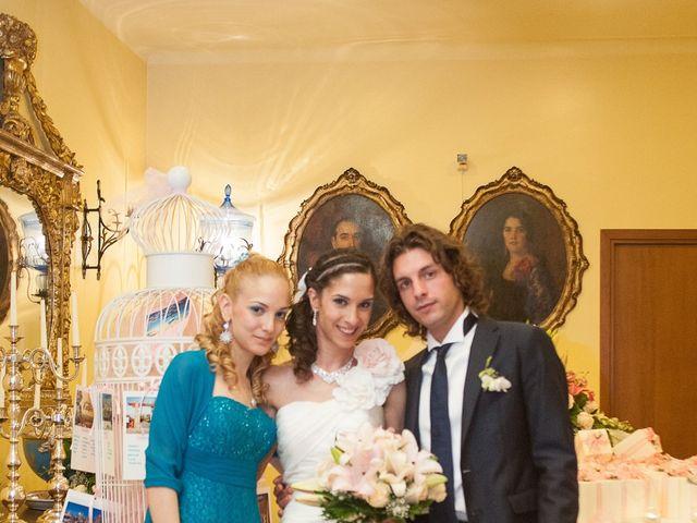 Il matrimonio di Mattia e Rosy a Misano di Gera d'Adda, Bergamo 15